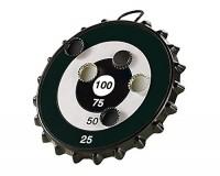 Magnetisches Kronkorken-Dartspiel für Vatertag