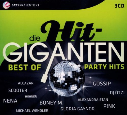 Die Hit Giganten-Best of Party Vatertagslieder