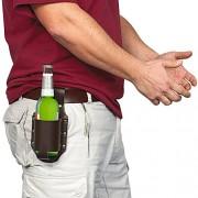 Bierholster Klassik Bierhalterung für Gürtel