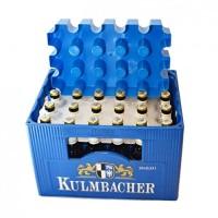 Eisblock - Bierkühler für 0,33 Liter Flaschen  Bierkastenkühler