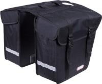 Gepäckträgertasche ABUS ST 540 ECO, schwarz, 57091-9